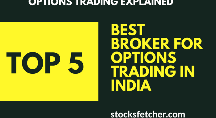 In india all options traded on a stock are