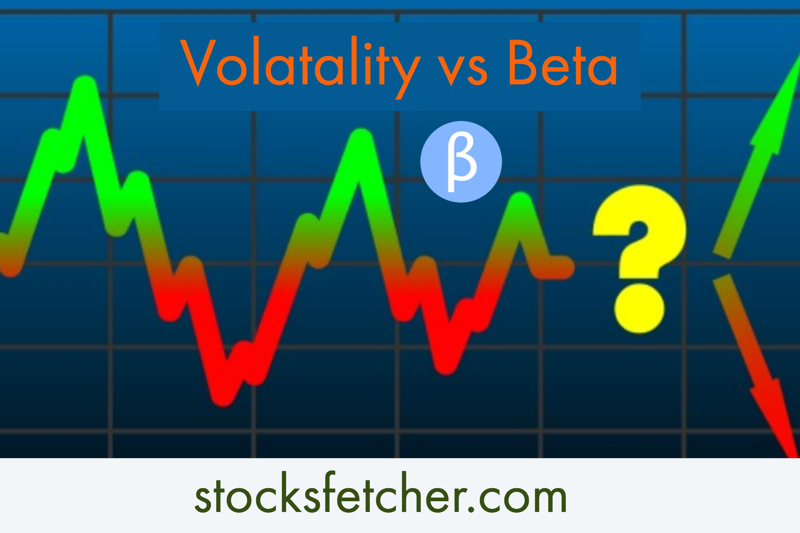 Volatility vs Beta