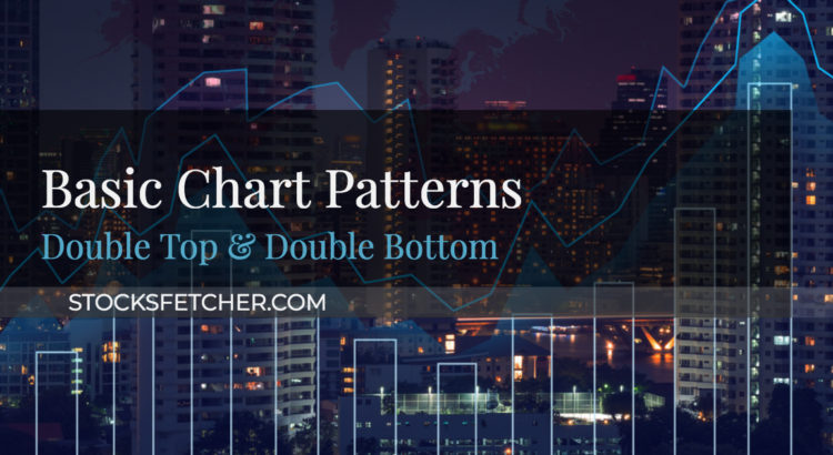 Basic Chart Patterns - Double Top and Double Bottom