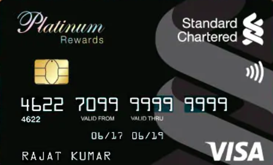 Standard Chartered Platinum Rewards Card Review