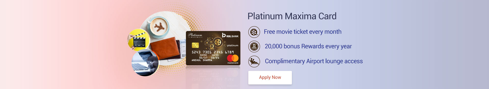 RBL Bank Platinum Maxima Credit Card Review